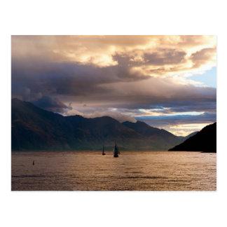 Carte Postale La Nouvelle Zélande : Queenstown 2