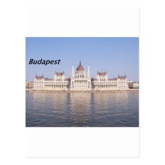 Carte Postale la parlement-Hongrie--[kan.k]