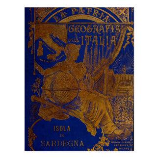 Carte Postale La Patria Sardaigne
