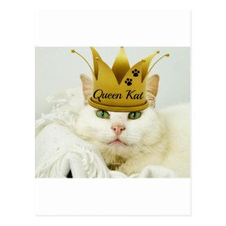 Carte Postale La Reine KAT