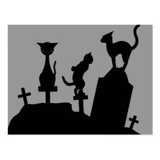 Carte Postale La Réunion de cimetière