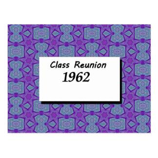Carte Postale La Réunion de classe 1962