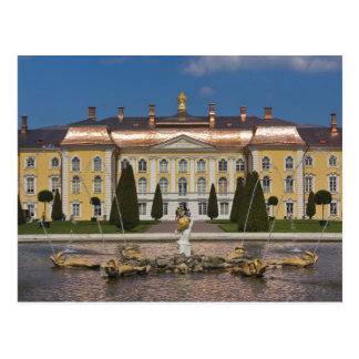 Carte Postale La Russie, St Petersbourg, Peterhof, palais grand