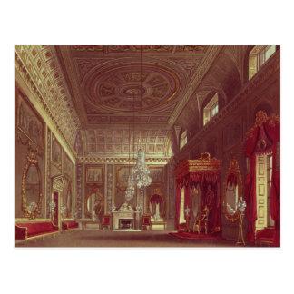 Carte Postale La salle, Buckingham Palace