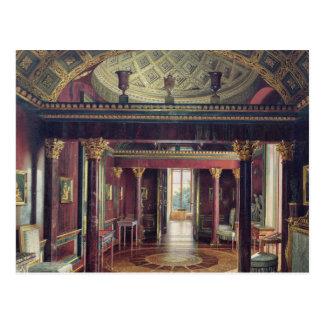 Carte Postale La salle d'agate dans le palais de Catherine