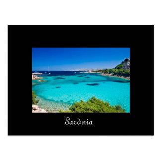 Carte Postale La Sardaigne