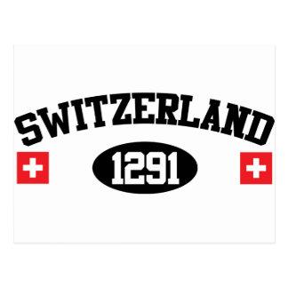 Carte Postale La Suisse 1291