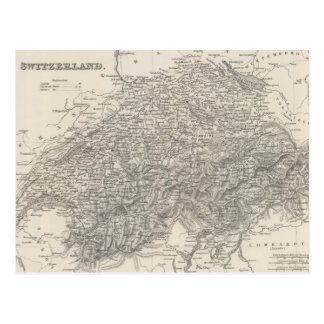 Carte Postale La Suisse 15