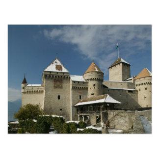 Carte Postale La SUISSE, le Vaud), Suisse la Riviera, MONTREUX :