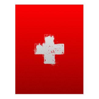 Carte Postale La Suisse urbaine
