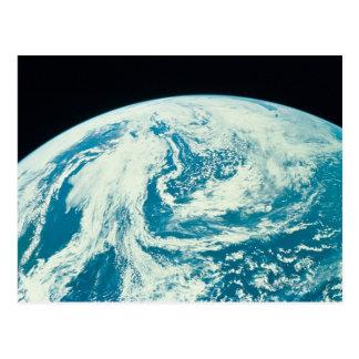Carte Postale La terre 11