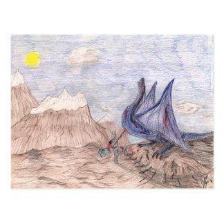 Carte Postale La tragédie du Ra Teliarathala de Vin neben