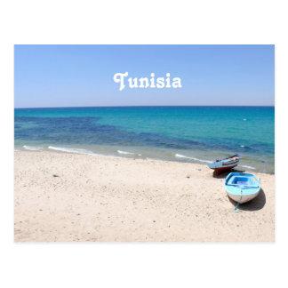 Carte Postale La Tunisie