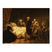 La vie de George Washington la mort chrétienne