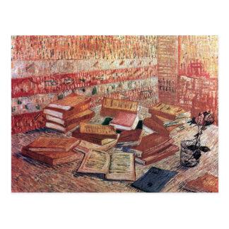 Carte Postale La vie toujours par Vincent van Gogh 1887