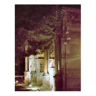 Carte Postale La voûte de Constantine