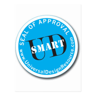 Carte Postale Label d'UD-Smart