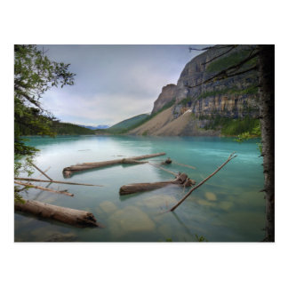 Carte Postale Lac moraine