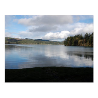 Carte Postale lago