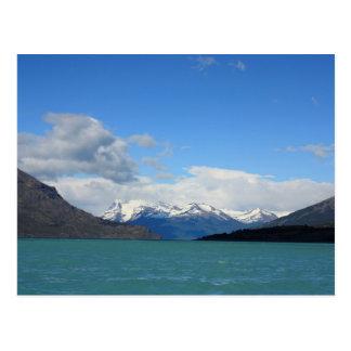 Carte Postale Lago Argentino