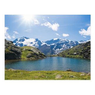 Carte Postale Lago Nero