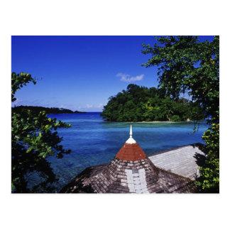 Carte Postale Lagune bleue, port Antonio, Jamaïque