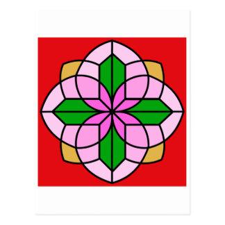 Carte Postale Lakshmi Lotus