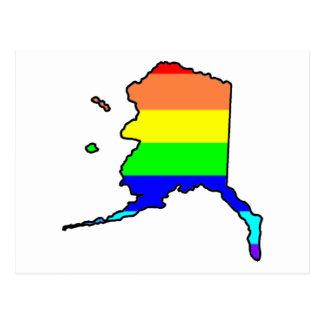 Carte Postale L'Alaska gai