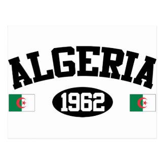 Carte Postale L'Algérie 1962