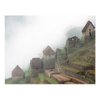 Carte Postale L'Amérique du Sud Pérou Macchu Picchu