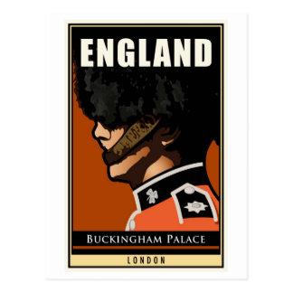 Carte Postale L'Angleterre