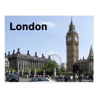 Carte Postale L'Angleterre Londres Big Ben (St.K)