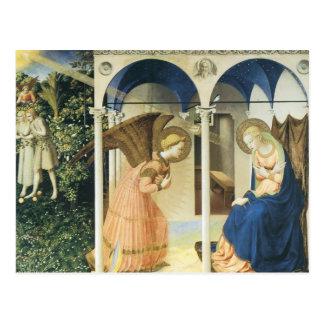 Carte Postale L'annonce par ATF Angelico