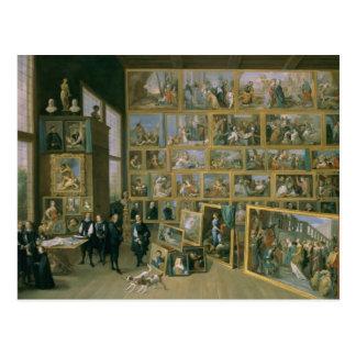 Carte Postale L'archiduc Leopold Wilhelm