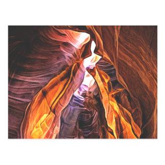 Carte Postale L'Arizona splendide et majestueux - canyon
