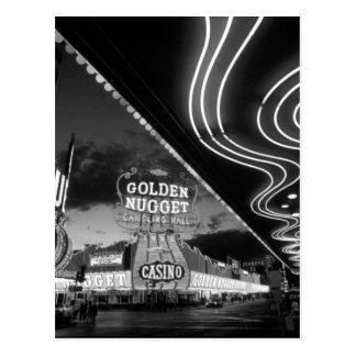 Carte Postale Las Vegas
