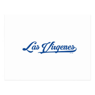Carte Postale Las Virgenes