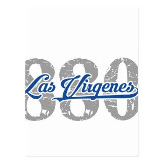 Carte Postale Las Virgenes 880