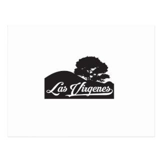 Carte Postale Las Virgenes - paysage