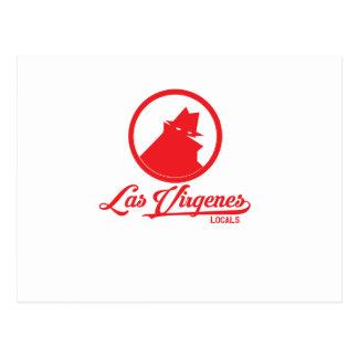 Carte Postale Las Virgenes - vigie de quartier