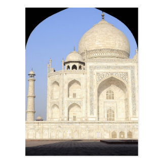 Carte Postale L'Asie, Inde, uttar pradesh, Âgrâ. Le Taj 2