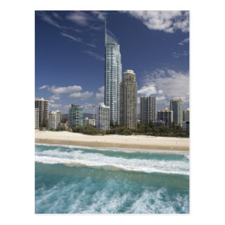 Carte Postale L'Australie, Queensland, la Gold Coast, surfers
