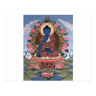 Carte Postale Le Bouddha