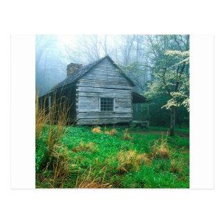Carte Postale Le bourgeon de montagne lorgne le Tennessee fumeux