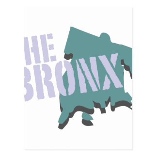 Carte Postale Le Bronx