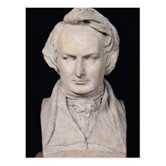 Carte Postale Le buste de Victor Hugo a vieilli 35, 1837