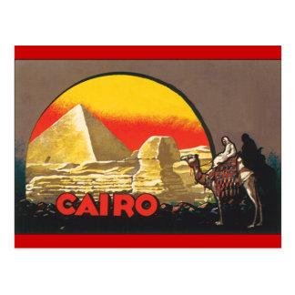 Carte Postale Le Caire