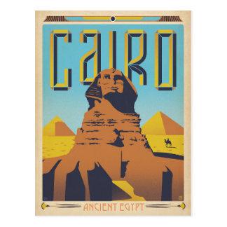 Carte Postale Le Caire, Egypte