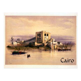 Carte Postale Le Caire vintage