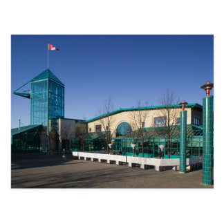 Carte Postale Le CANADA, Manitoba, Winnipeg : Le marché de